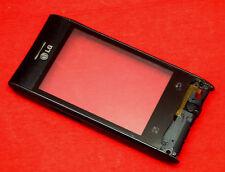 Original LG GT540 Écran Tactile Numériseur Touch Verre devant Vitre avec Cadre