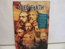 Iced Earth - Gettysburg (1863) - 2 x DVD - Ed. Limitada - 2005 - Germany NM+/EX+