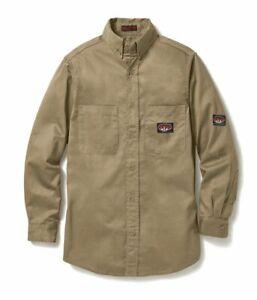 NEW-Rasco FR Lightweight Work Shirts,Plaid & Uniform-ALL COLORS Fire Resistant