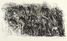 GERHARD KETTNER - ZU PABLO NERUDA - Federlithografie 1978