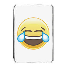 "Laughing Crying Emoji Case Cover for Kindle 6"" E-reader - Funny Smiley Face"
