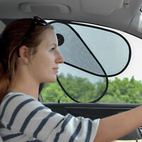 TFY Car Window Anti-UV Sun Shade Protector Sunshine Blocker Fit Most of Vehicle