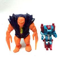 Retro 80's Vintage Transformers Pretender Monster Monstructor Icepick toy figure