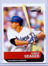 "Corey Seager 2017 1st Stampato "" Sport Illustrated Rookie Card #609 ! Dodgers"