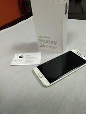 Smartphone Samsung s6 edge, 32gb, white, bianco, NUOVO