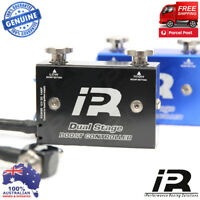 iPR Dual Stage Boost Controller (Black) Suits All Turbo and Supercharged