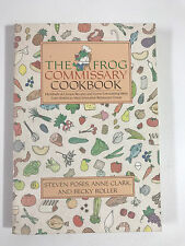 The Frog Commissary Cookbook Recipes Ideas Restaurant Group Retro 1980s