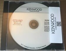 Kenwood KPG-99D Version 1.55 TK-7160,TK-8160 Programming Software For Windows