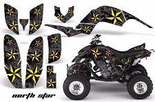 AMR Racing Yamaha Raptor660 Graphic Kit Wrap Quad Decals ATV 2001-2005 NRTHSTR Y