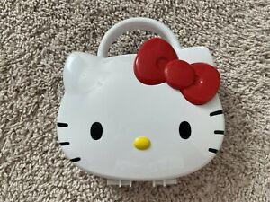 GENTLY USED Sanrio Hello Kitty Nintendo Traveler Hard Case for DS DSi DS Lite