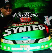 NHRA Tony Pedregon 1:16 Diecast Funny Car NITRO 2003 John Force DRAG RACING