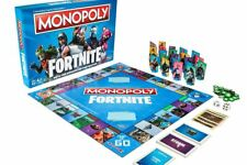 Fornite Monopoly From Hasbro Gaming BRAND NEW