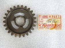 Kawasaki NOS NEW  13129-057 Output Low Gear 25T KX KX400 1975-76