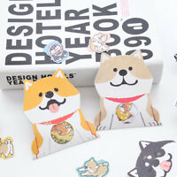 30PCS/Set Cute Dog Diary Sticker Paper Sticker DIY Album Decor Scrapbooking