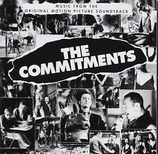 THE COMMITMENTS: ORIGINAL FILM SOUNDTRACK CD ANDREW STRONG / NEW