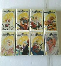 Euc 1998 The Vision of Escaflowne Vhs Complete Set of 8 Vision Tapes 26 Episodes