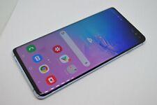 Samsung Galaxy S10+ SM-G975U 128GB Blue GSM Unlocked AT&T T-MOBILE VERIZON #L014