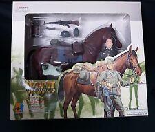 DRAGON 1/6 SCALE GERMAN HORSE/BLITZ HORST/12 INCH/BBI/21st CENTURY/GI JOE/DID/3R