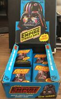 1980 Topps The Empire Strikes Back Cards - Sealed Wax packet  Rare Nostalgic