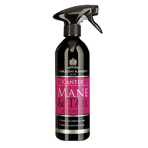 Carr, Day & Martin Canter Mane and Tail Conditioner - Detangler Spray 1Ltr