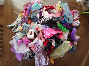 200-ASSORTED LOT BARBIE CLOTHES-1990s