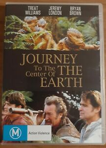 JOURNEY TO THE CENTER OF THE EARTH DVD  ,