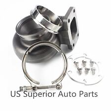 GT3071R GT3076R GT30 GTX30 A/R .63 Vband Outlet Exhaust Housing 3'' Clamp Flange