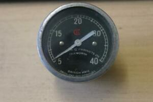 VINTAGE SPEEDOMETER - PRECISION CG PRODUCTS - 2270-45
