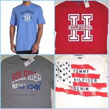e48d632a031672 TOMMY HILFIGER Mens T shirt Graphic Tee Big Logo