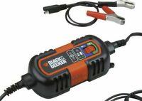 Black & Decker KFZ Batterieladegerät / Erhaltungslader 6 V 12 V 6V 12V