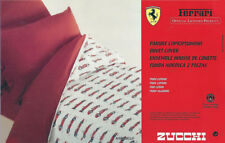 Ferrari Maranello by Zucchi Duvet | Doona Quilt Cover Set | From Italy | King