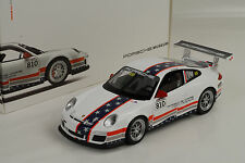 Porsche 997 gt3 rs North America M. snow 1:18 promo pop Musée