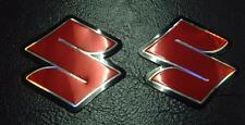 S GSX R RX MX RMZ GSXR 125 250 600 750 1000 Bandit Sticker Decal Parts x2