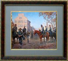 Stonewall Jackson Lion of The Valley by Mort Kunstler