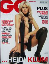 GQ-'05-HEIDI KLUM,Penelope Cruz,Hilary Swank,Pamela Anderson,Manuela Arcuri,Foxx