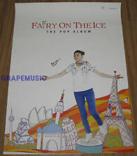 YUNA KIM Fairy on the ICE THE POP PROMO WALL POSTER NEW