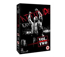 WWE The Attitude Era - Volume 2 3er [DVD] Set NEU Stone Cold, The Rock, HHH
