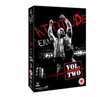 WWE The Attitude Era - Volume 2 3er [DVD] Set NEU Stone Cold, The Rock, HHH