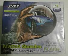 PNY NVIDIA Quadro FX4500 512MB PCI-e Video Card NEW SEALED FX 4500 Graphics Card