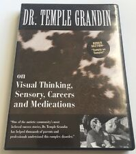 Temple Grandin on Visual Thinking, Sensory, Careers, & Medications DVD.