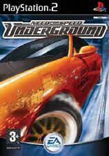 ★★ Jeu PS2 : Need for Speed Underground ★★