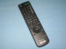 SONY ~ REMOTE CONTROL ~ MODEL # RMT-D116P