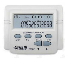 Latest Mobile FSK/ DTMF Tele Caller ID Display Call History Cable Telephone