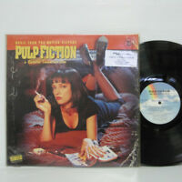 OST - PULP FICTION LP EU SIMPLY VINYL 180g SVLP0027 TARANTINO RESERVOIR DOGS