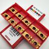 10pcs APMT1604PDER DP5320 milling cutter carbide inserts  for steel for BAP 400R