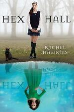 NEW Hex Hall Bk. 1 by Rachel Hawkins (2010, Hardcover) English