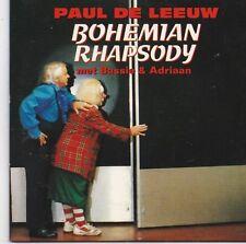 Paul De Leeuw met Bassie&Adriaan -Bohemian Rapsody cd single