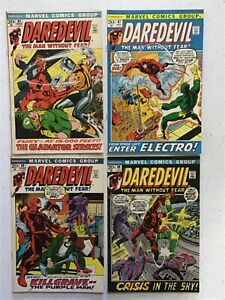 Daredevil, Man Without Fear 85, 87, 88 & 89