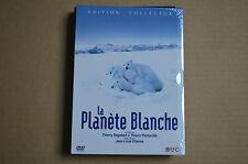 LA PLANETE  BLANCHE  EDITION COLLECTOR  2 DVDS  NEUF