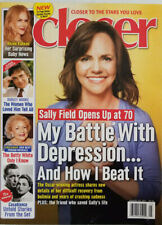 Closer Magazine January 2017 - Sally Field Battles Depression - No Label - NM